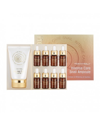 [TONYMOLY] Intense Care Snail Ampoule Set