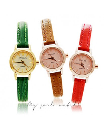My soul leather watch