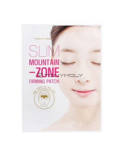 Slim Mountain-Zone Firming Patch, Line Patch 10pcs [TONY MOLY]