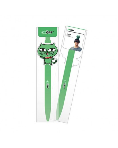 [2PM] OKCAT BALL PEN - OK TAC YUN CAT CHARACTER [Official MD Goods]