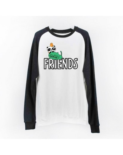 OKCAT FRIENDS NAGRANG T-shirt