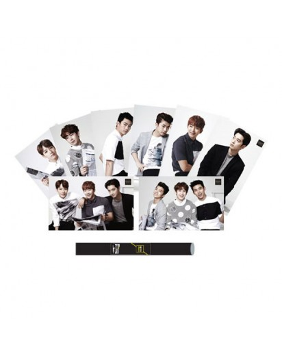 2PM - Poster A (2PM HOUSE PARTY GOODS)