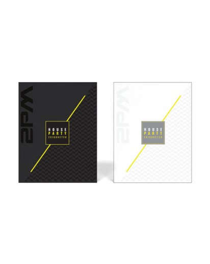2PM - Photobook (2PM HOUSE PARTY GOODS)