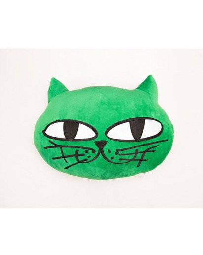 [2PM] OKCAT FACE CUSHION - OK TAC YUN CAT CHARACTER [Official MD Goods]