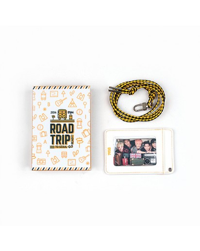 [B1A4] ROADTRIP - Card Case (Official Concert Goods)