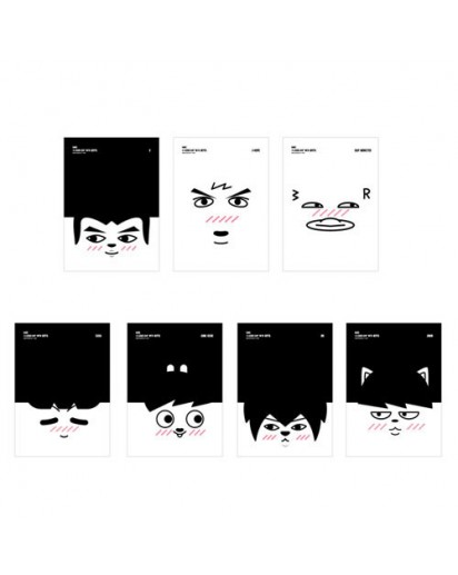 HIP HOP MONSTER PP Holder