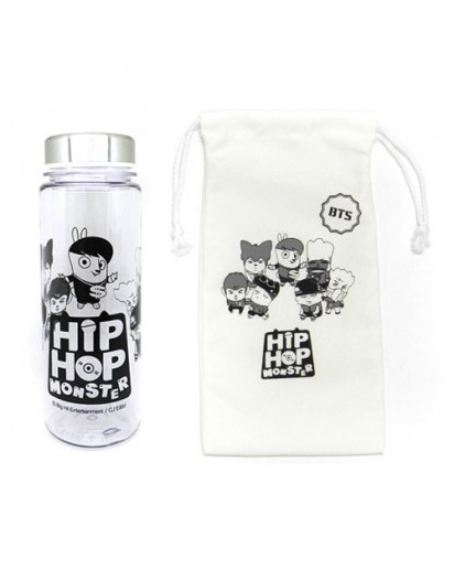 HIP HOP MONSTER - BOTTLE SET A