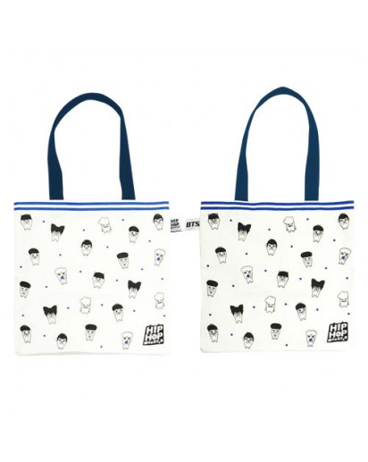 HIP HOP MONSTER - ECO BAG B