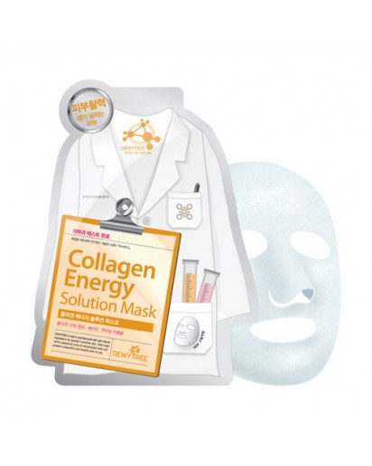 [Dewytree] Collagen Energy Solution Mask (27g/10sheets)