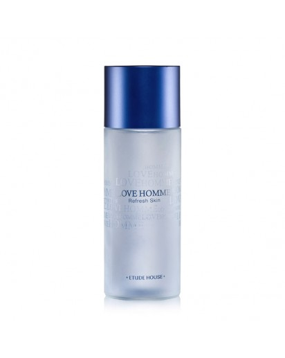 Love Homme Refresh Toner [etude]