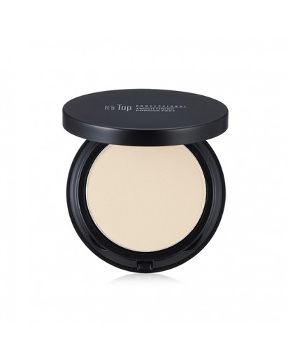 It's Skin It's Top Professional Touch Finish Powder Pact [It's skin]