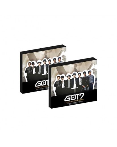 GOT7 - Christmas Star Card Package