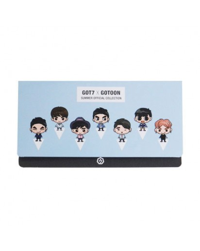 GOT7 - GOTOON MEMO IT