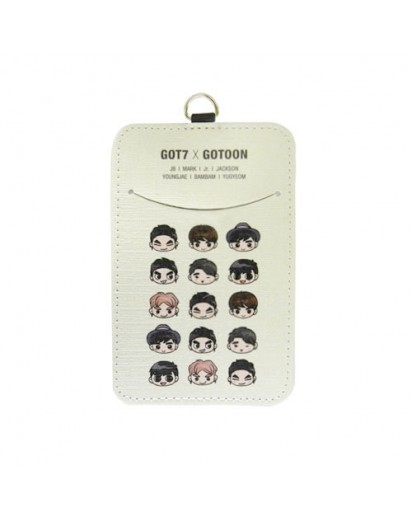 GOT7 - GOTOON ID CARD CASE