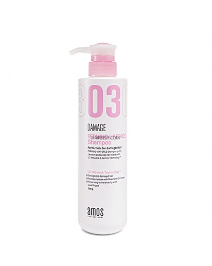 PERMING-UP FORCE Shampoo [AMOS]