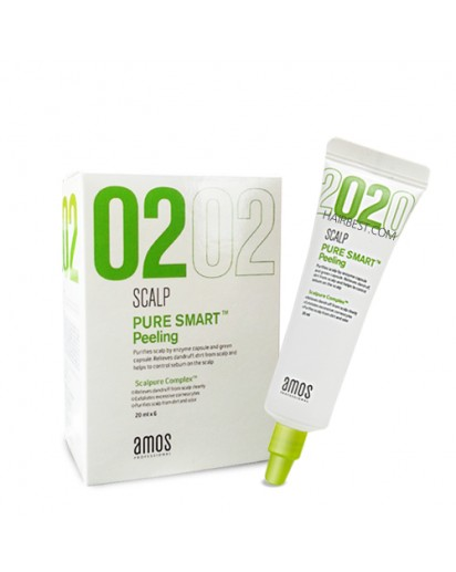 PURE SMART Peeling 20ml x 6pcs [AMOS]