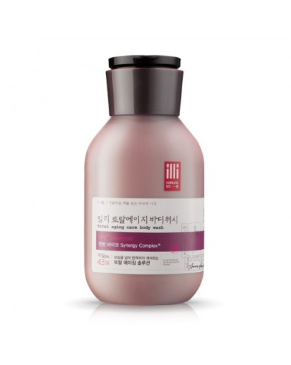 [illi] Total Aging Care Body Wash