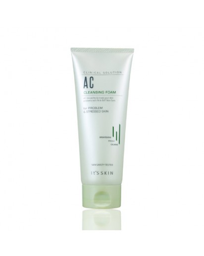 [Itsskin] Clinical Solution AC Cleansing Foam
