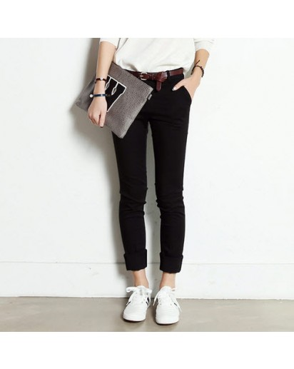 Simple Trousers