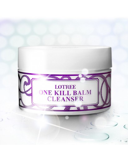 LOTREE One Kill Balm Cleanser