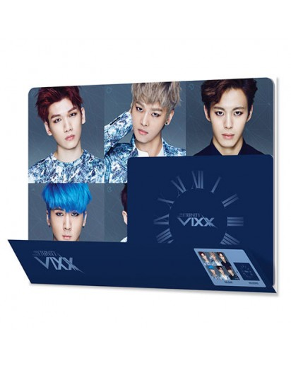 VIXX Deskpad & Mousepad Set + (Gift : First Limited Edition Photo Random 1pcs)