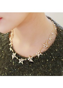 Star cruise necklace