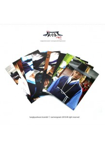 [JYJ] Sungkyunkwan Scandal - Postcard Set (10pcs)