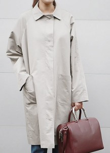 Paul Trench Coat