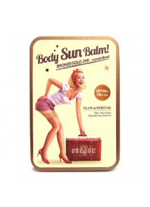 [OSEQUE] Body Sun Balm  (Bronze Gold 24K )_Lovely Floral Scent