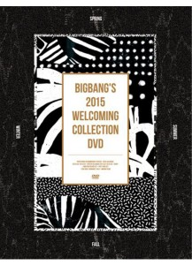 [ADVANCE ORDER] [DVD] BIGBANG - BIGBANG'S 2015 WELCOMING COLLECTION DVD (DVD+pictorial+desk calendar+yearly calendar(poster)+diary+mini photocard set+postcard set)