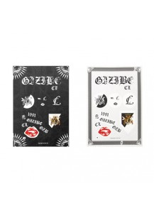 [2NE1] CL 2013 GZB STICKER SET