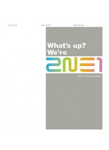 [BOOK] 2NE1 - What`s Up We`re 2Ne1 (314p Photo Essay Book)