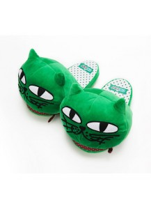 [2PM] OKCAT SLIPPER- OK TAC YUN CAT CHARACTER [Official MD Goods]