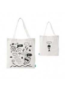 [2PM] OKCAT ECOBAG A Ver.1 [Official MD Goods]