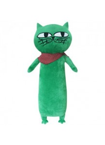 [2PM] OKCAT Long Body Cushion - OK TAC YUN CAT CHARACTER [Official MD Goods]