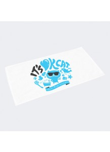 OKCAT BEACH TOWEL