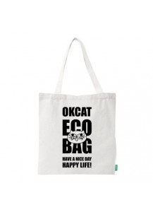OKCAT ECO BAG B Ver.2 (HAPPY LIFE)