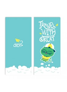 [2PM]  OKCAT PASSPORT CASE