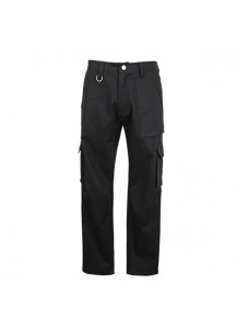 [thepartment] UNIT CARGO TROUSER BLACK