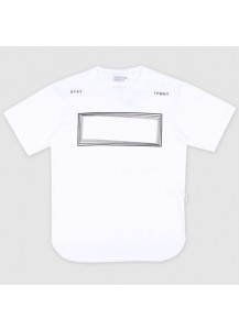 [thepartment] FRAME T-SHIRTS WHITE