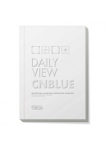 2014 CNBLUE 1ST Self-Camera Edition / CNBLUE DAILY VIEW / CN BLUE Self-Camera