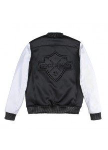 [thepartment] ROCK STEADY STADIUM JACKET BLACK