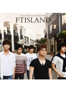 [FTISLAND] 2012 CONCERT TOUR PHOTO BOOK