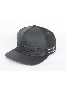 [thepartment] ROCKSTEADY EMBO CAP CHARCOAL