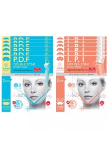 [Mediheal ] Mediheal P. D. F. Double Zone Effect Mask(5sheets)
