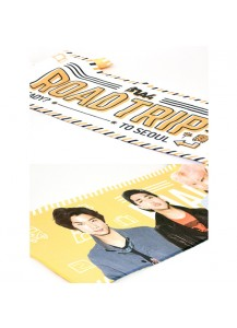 [B1A4] ROADTRIP - Slogan (Official Concert Goods)