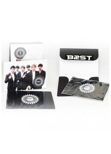 BEAST - Clear File Set I (7pcs) [Official MD Goods]