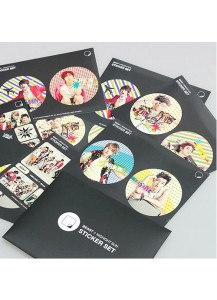 Beast - Sticker Set [Official MD Goods]