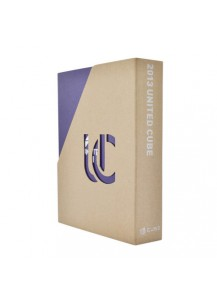 2013 United Cube Concert Photo Book