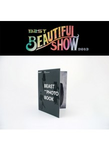 Beast - Mini Photobook [2013 BEAUTIFUL SHOW GOODS]